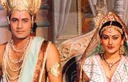 Ramayana – Religious themes hit small TV screen