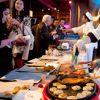 न्यूयॉर्क में खाने की 'छप्पन दुकान'