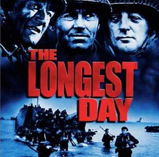 दूसरे महायुद्ध के गौरवमय दिन की गाथा : द लॉंगेस्ट डे