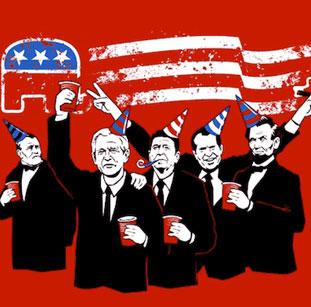 न्यूयॉर्क में रिपब्लिकन पार्टी का महाकुंभ
