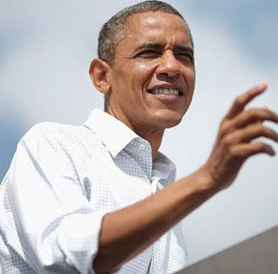 बराक ओबामा के लिए आर्थिक एजेंडा