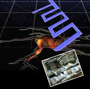 'एनरॉन' के दिवाले से लाखों की जमा पूंजी नष्ट